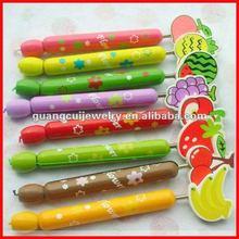 fashion fruit shaped pen