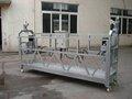 Alumínio scaffording plataforma