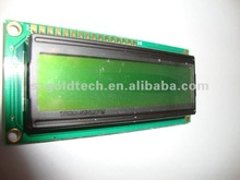 LCD1602 LCD monitor 1602 5V blue screen and white code for microcontroller development board