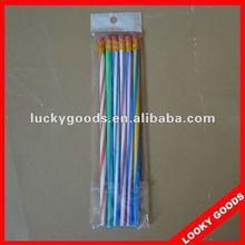 multi color twist color pencil