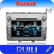 Car GPS Navigation System DVD Player,GPS,BT,Radio,TV,PIP,USB For Mazda 3