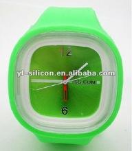 Geneva jelly watch with innovative design