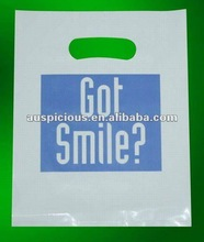 fashion die cut 2012 clothes bag