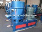 plastic agglomerator/pelletizing/recycling machine