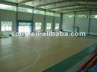 pvc basketball sports floor