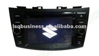 car multimedia player/Car DVD Player For SUZUKI swift 2011 With function Bluetooth,GPS,CD Player,Ipod control