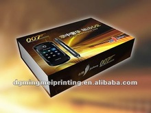 2012 Newly mobile phone packing box