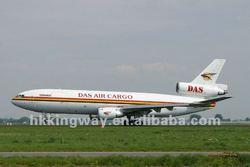 air freight from Qingdao/Beijing/Chongqing to Ghana Togo Benin