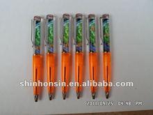 novelty floating aqua pen