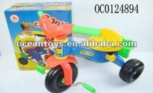 2012 Do it yourself education toys cartoon Baby Tricycle OC0124894
