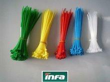 electrical plastic strap plsstic zip tie strap