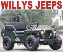 MINI 110CC WILLYS JEEPS(MC-424)