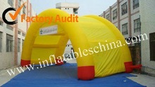 inflatable arch tent 2012 HOT