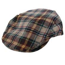 Wool fashion cap