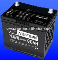 mf car battery 32ah