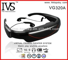 Promotion 4GB 72 inch augmented reality glass VG320A with competitive price