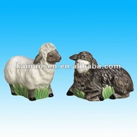 ceramic decorative sheep