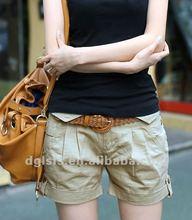 ladies fashion short pants