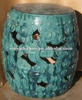 Modern Chinese Ceramic Porcelain garden Stool
