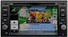 Two din car DVD for Kia Cerato (2005-2007)