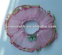 Stock wholesale fashion fairy tutus with ribbon