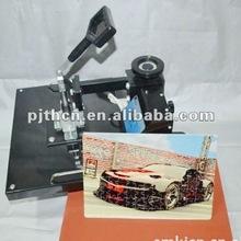 Cheap Shaking head flat heat press machine for sale, T-shirt heat transfer printing machine