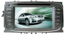 Two din car DVD for Ford Mondeo(2007-2011), Focus 09, S-Max(2007-2008)