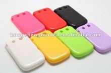 Glitter tpu mobile phone case for blackberry 9790