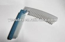 hair comb magic clip 2012 ,hairdressing comb