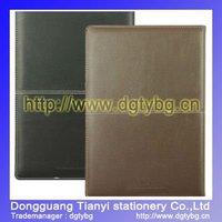 PVC notepad memo book pocketbook