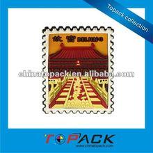 OEM Souvenir Bejing 3D Soft PVC Fridge Magnet(TP-FM585)