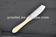 convenient comb , disposable travel comb,magic hair comb/hair clip
