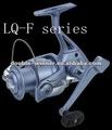 Lq-f série varas de pesca e carretel