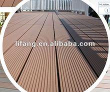 Lifang 2012 Wood- Plastic Composite Decking Floor