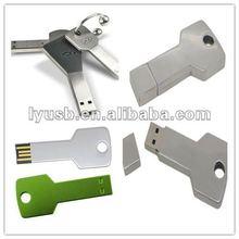 metal key style usb memory drive 4gb,car key chain usb pen drive 16gb,stainless steel key usb flash drive 8gb