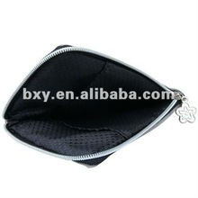 velvet zipper top gift pouch bag for promotion/MP3,MP4.Mobile phone.Coin