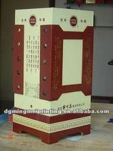2012 Elegant wine paper box