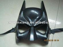 2012 newest design plastic Batman party mask