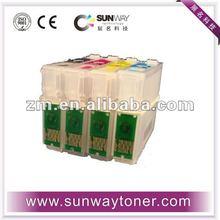 Refillable Cartridge For Epson TX120/T22