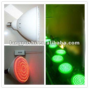 color changing 120volt led pool light bulb buy r40. Black Bedroom Furniture Sets. Home Design Ideas