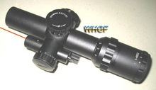 1-6x22E Red&Green Mil-Dot Riflescope/Hunting Sight Scope