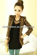 Fashion ladies short coat