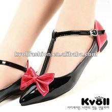 Women flat shoes 2012