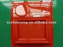 Red Color ABS Vacuum Forming