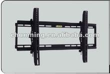 Tilt -/+15 degree LCD mount ,Flush LED TV Wall Bracket,3D/HD Plasma TV Unit For 26'' to 55''