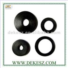 Rubber mould components
