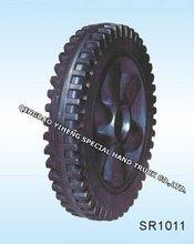 10 Inch Solid Rubber Wheel SR1011