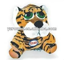 Sitting tiger stuffed toys