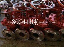 gost cast steel valve(russia gate valve)
