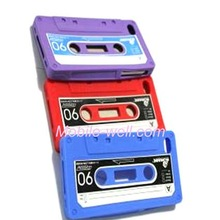 silicon protector case for 4G, 4S suit for Iphone / TPU&Plastic&Leather case for mobile phone